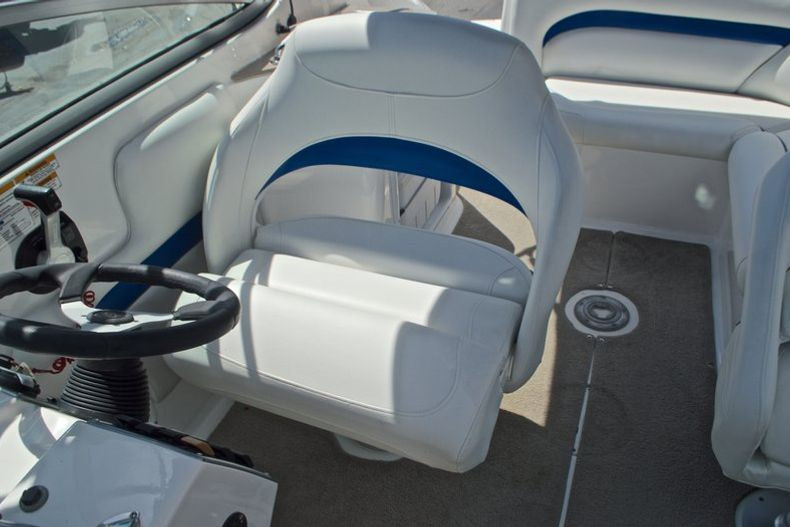 Thumbnail 31 for Used 2013 Hurricane SunDeck SD 2400 OB boat for sale in West Palm Beach, FL