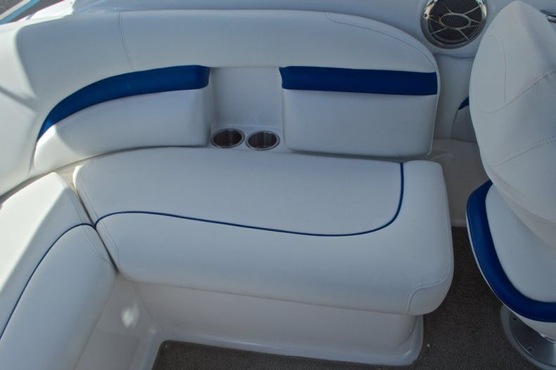 Thumbnail 24 for Used 2013 Hurricane SunDeck SD 2400 OB boat for sale in West Palm Beach, FL
