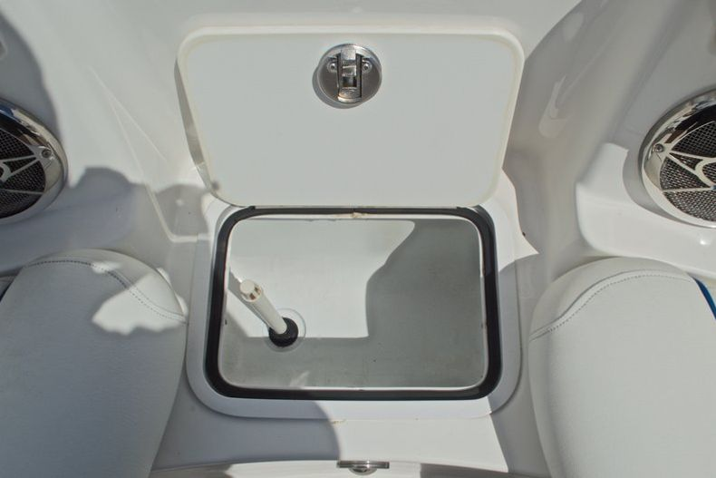 Thumbnail 55 for Used 2013 Hurricane SunDeck SD 2400 OB boat for sale in West Palm Beach, FL