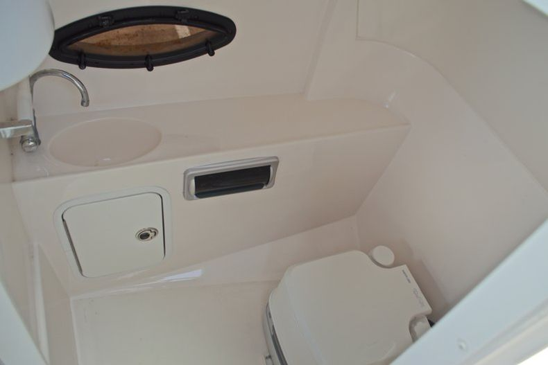 Thumbnail 34 for Used 2013 Hurricane SunDeck SD 2400 OB boat for sale in West Palm Beach, FL