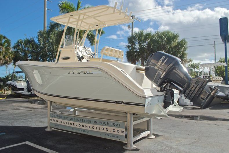 Thumbnail 6 for Used 2015 Cobia 201 Center Console boat for sale in West Palm Beach, FL