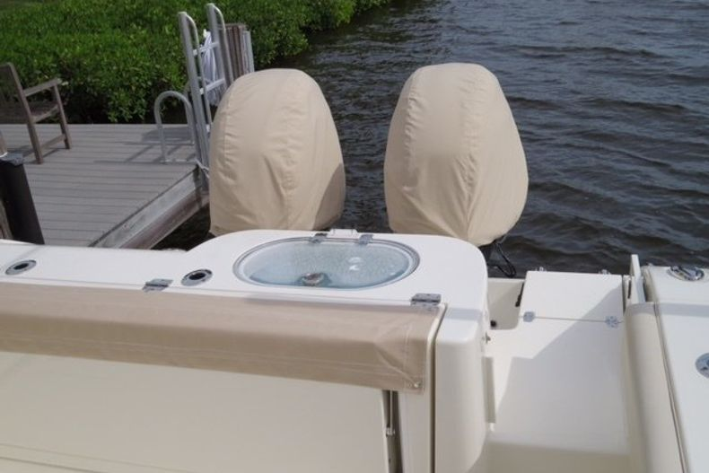 Thumbnail 22 for Used 2016 Cobia 277 Center Console boat for sale in Vero Beach, FL