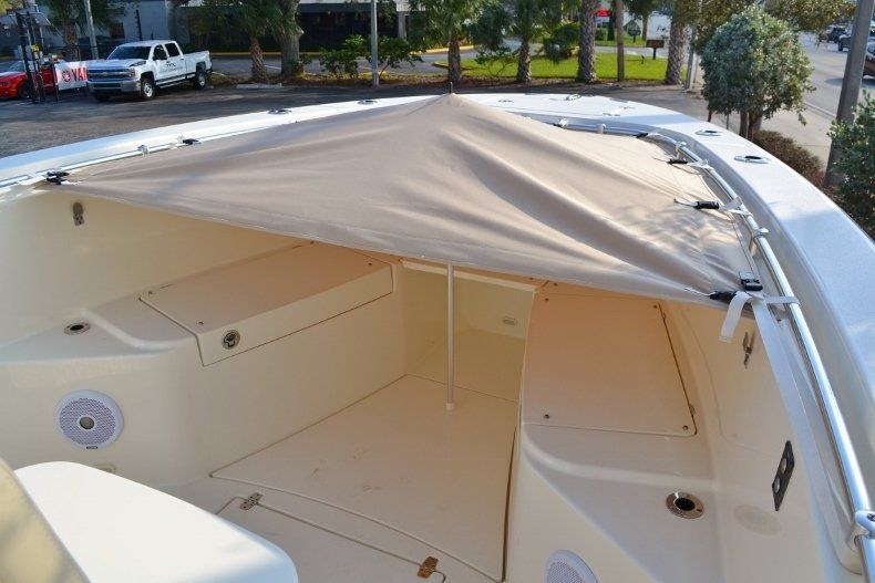 Thumbnail 14 for Used 2016 Cobia 277 Center Console boat for sale in Vero Beach, FL