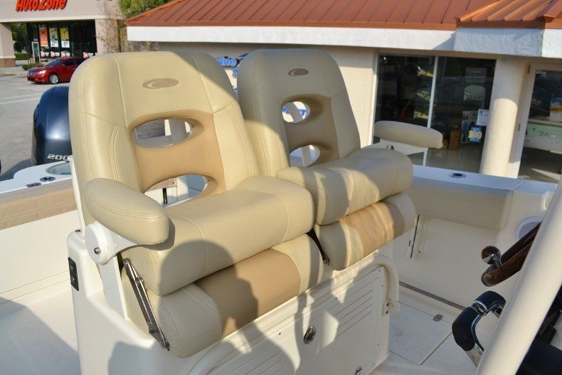 Thumbnail 17 for Used 2016 Cobia 277 Center Console boat for sale in Vero Beach, FL