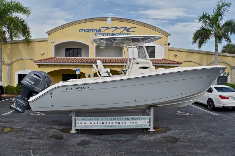 Photo for 2018 Cobia 261 Center Console