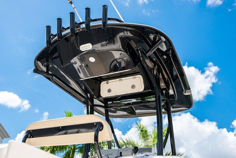 Thumbnail 8 for Used 2017 Cobia 220 Center Console boat for sale in West Palm Beach, FL