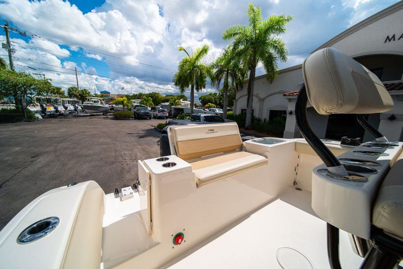 Thumbnail 11 for Used 2017 Cobia 220 Center Console boat for sale in West Palm Beach, FL