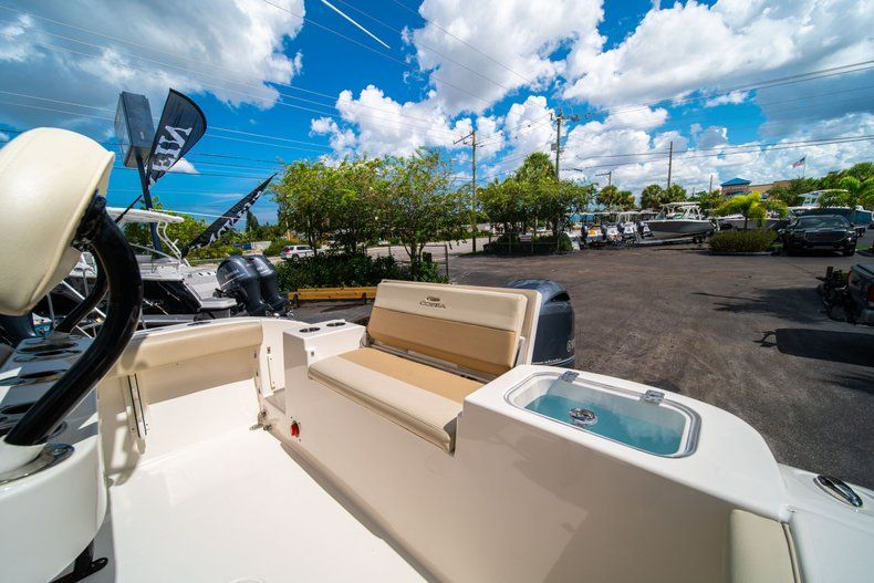 Thumbnail 13 for Used 2017 Cobia 220 Center Console boat for sale in West Palm Beach, FL