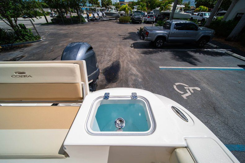 Thumbnail 14 for Used 2017 Cobia 220 Center Console boat for sale in West Palm Beach, FL