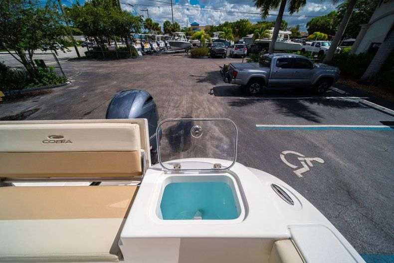 Thumbnail 15 for Used 2017 Cobia 220 Center Console boat for sale in West Palm Beach, FL
