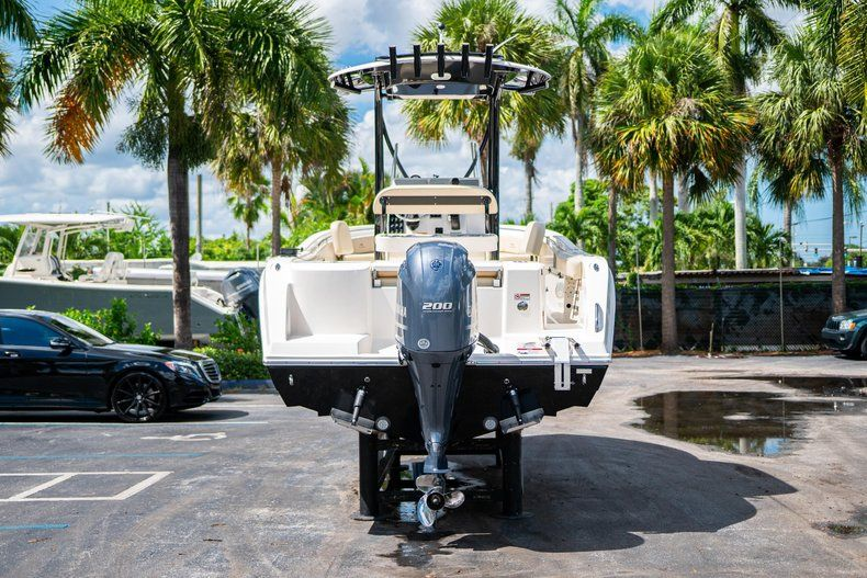 Thumbnail 6 for Used 2017 Cobia 220 Center Console boat for sale in West Palm Beach, FL