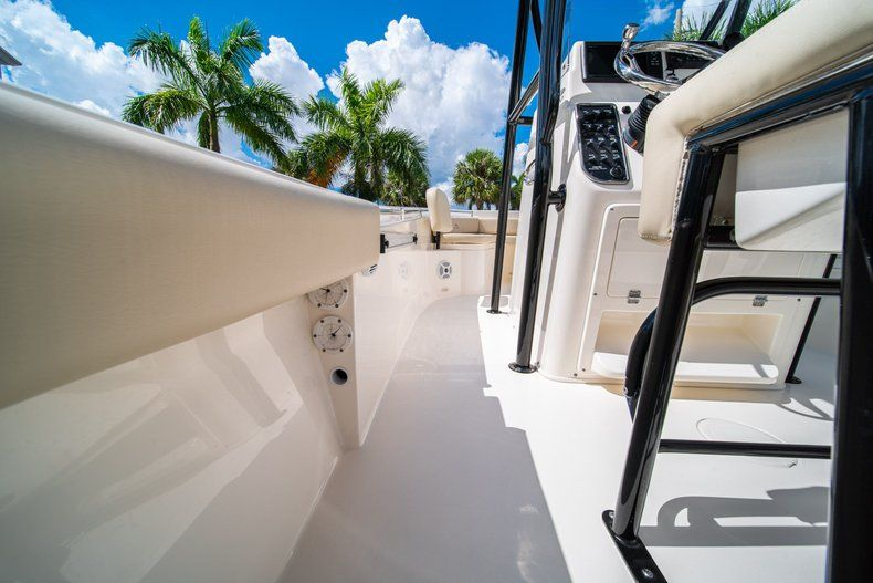 Thumbnail 17 for Used 2017 Cobia 220 Center Console boat for sale in West Palm Beach, FL
