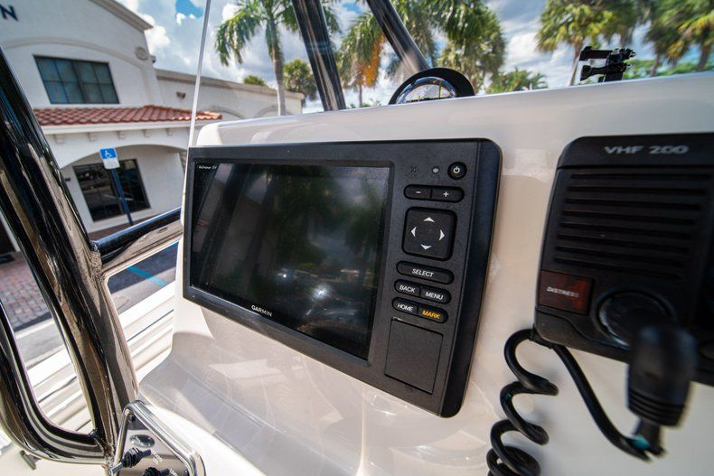 Thumbnail 21 for Used 2017 Cobia 220 Center Console boat for sale in West Palm Beach, FL