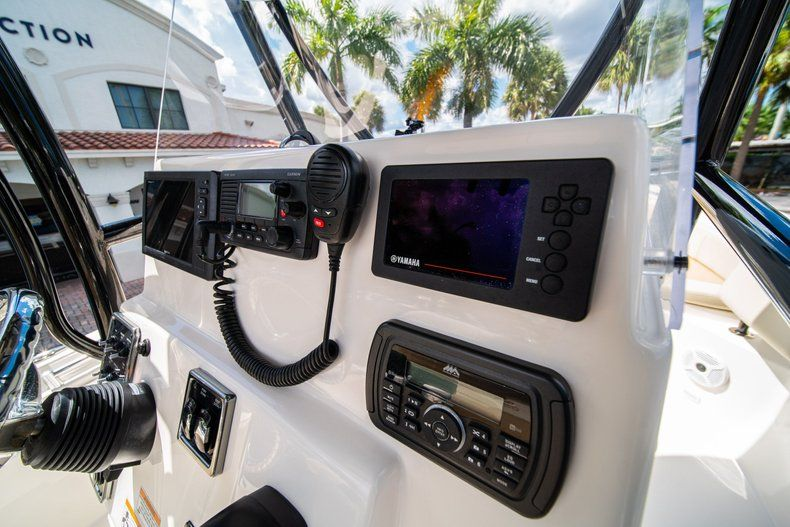 Thumbnail 19 for Used 2017 Cobia 220 Center Console boat for sale in West Palm Beach, FL