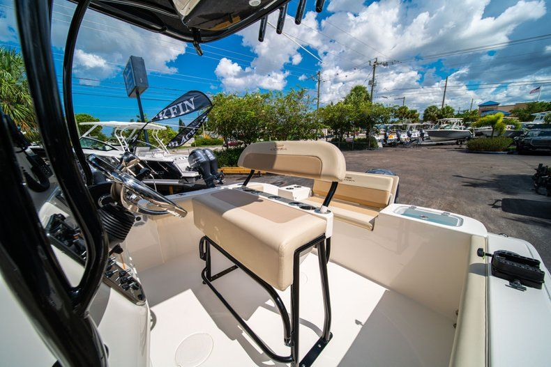 Thumbnail 25 for Used 2017 Cobia 220 Center Console boat for sale in West Palm Beach, FL