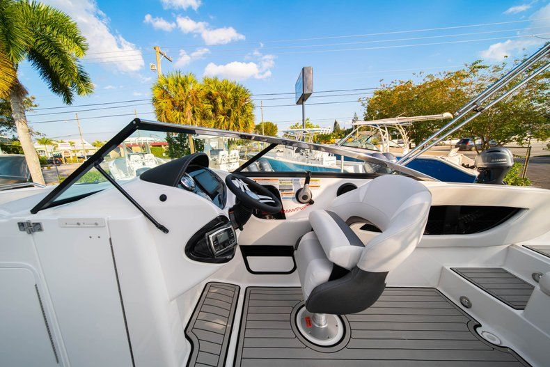 Thumbnail 21 for Used 2019 Hurricane SunDeck SD 2410 OB boat for sale in West Palm Beach, FL
