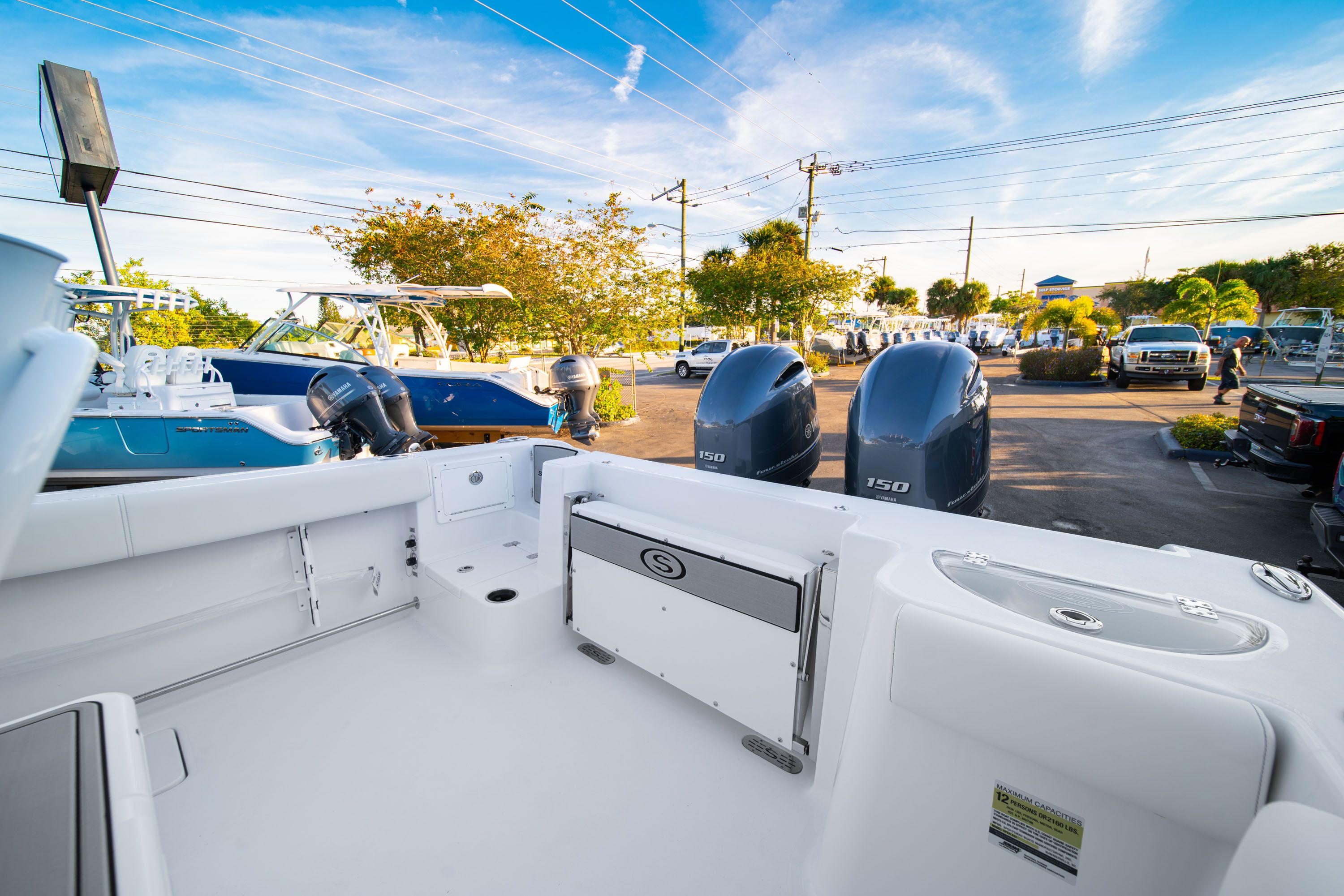 Thumbnail 15 for New 2020 Sportsman Open 252 Center Console boat for sale in West Palm Beach, FL