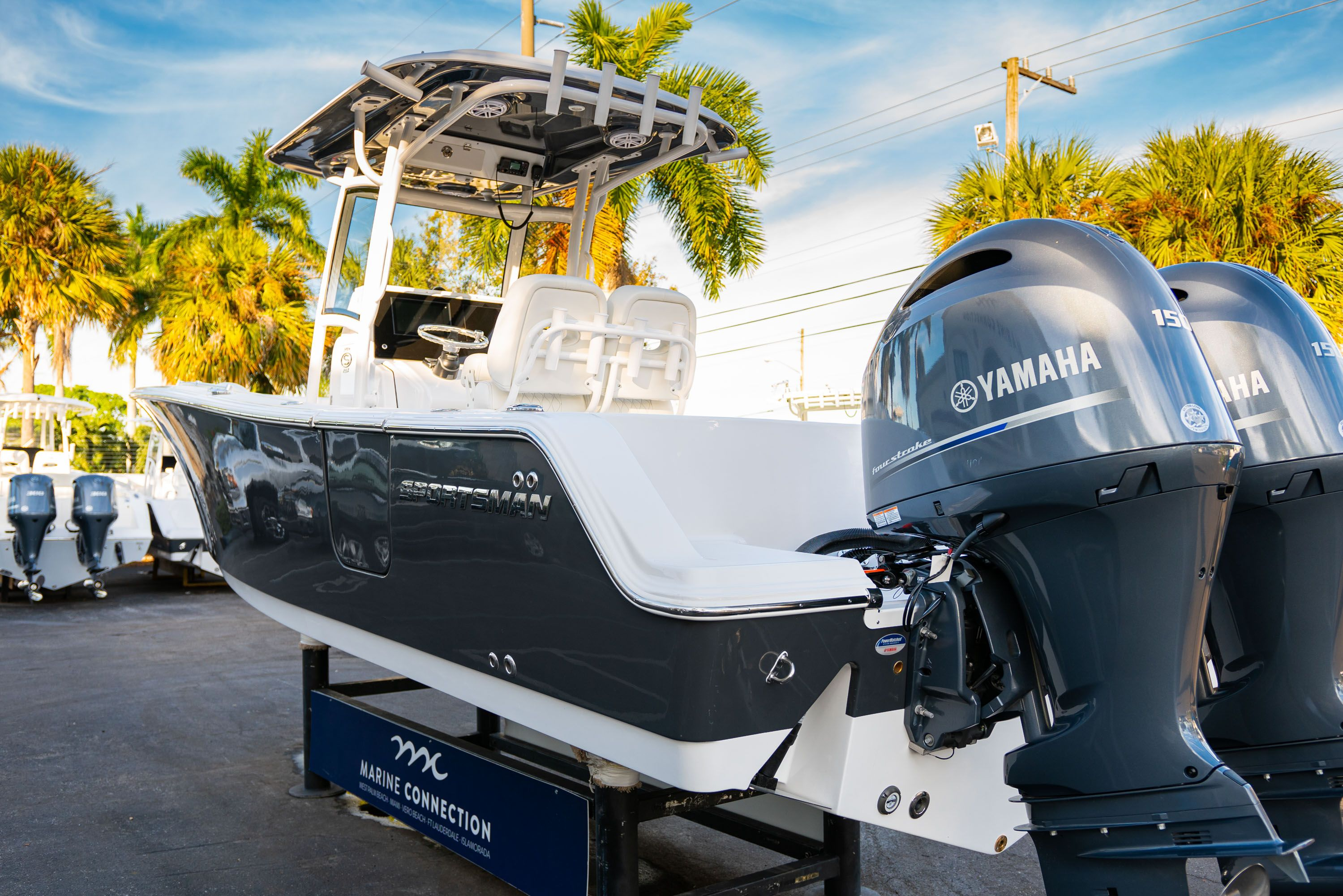 Thumbnail 5 for New 2020 Sportsman Open 252 Center Console boat for sale in West Palm Beach, FL