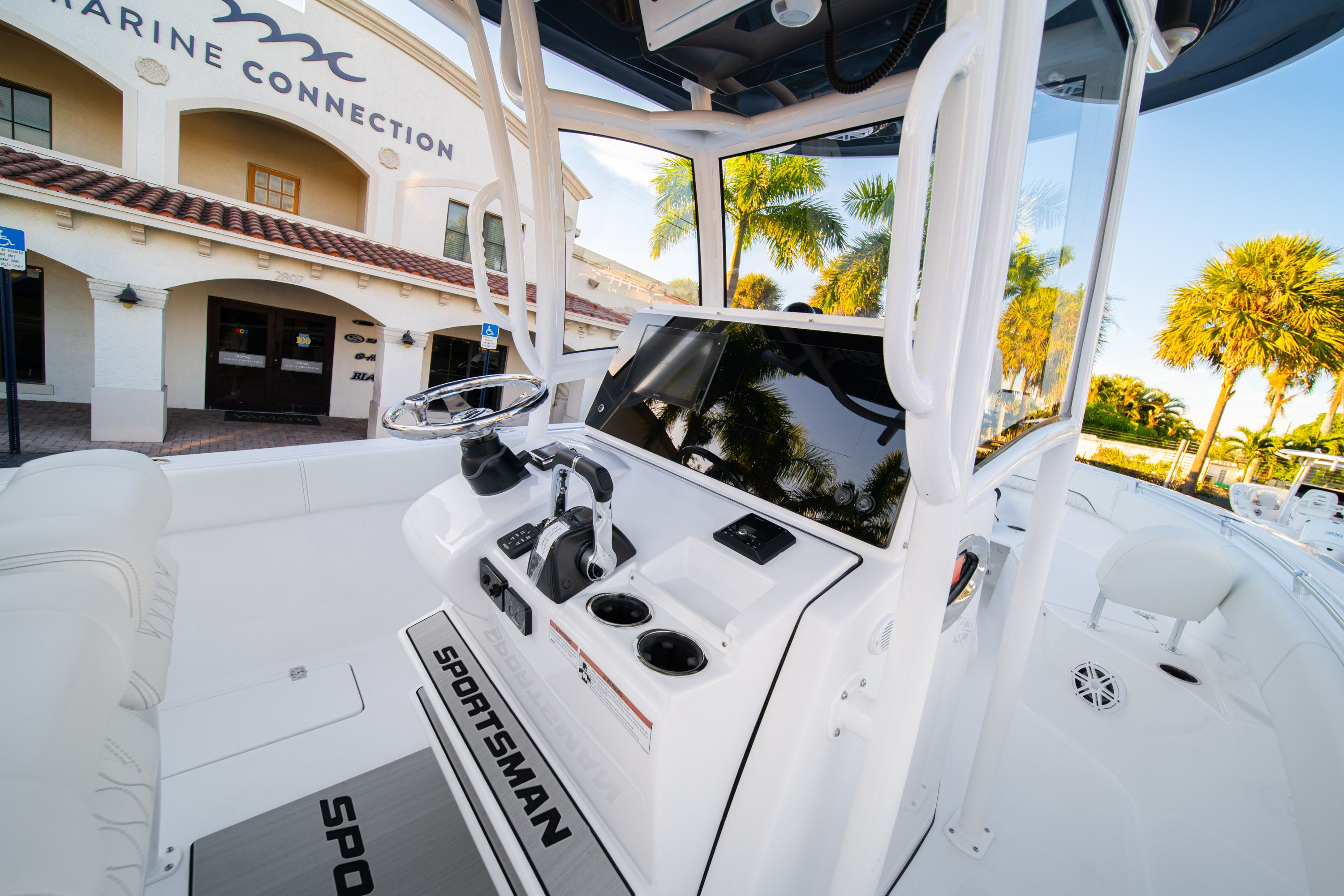 Thumbnail 30 for New 2020 Sportsman Open 252 Center Console boat for sale in West Palm Beach, FL