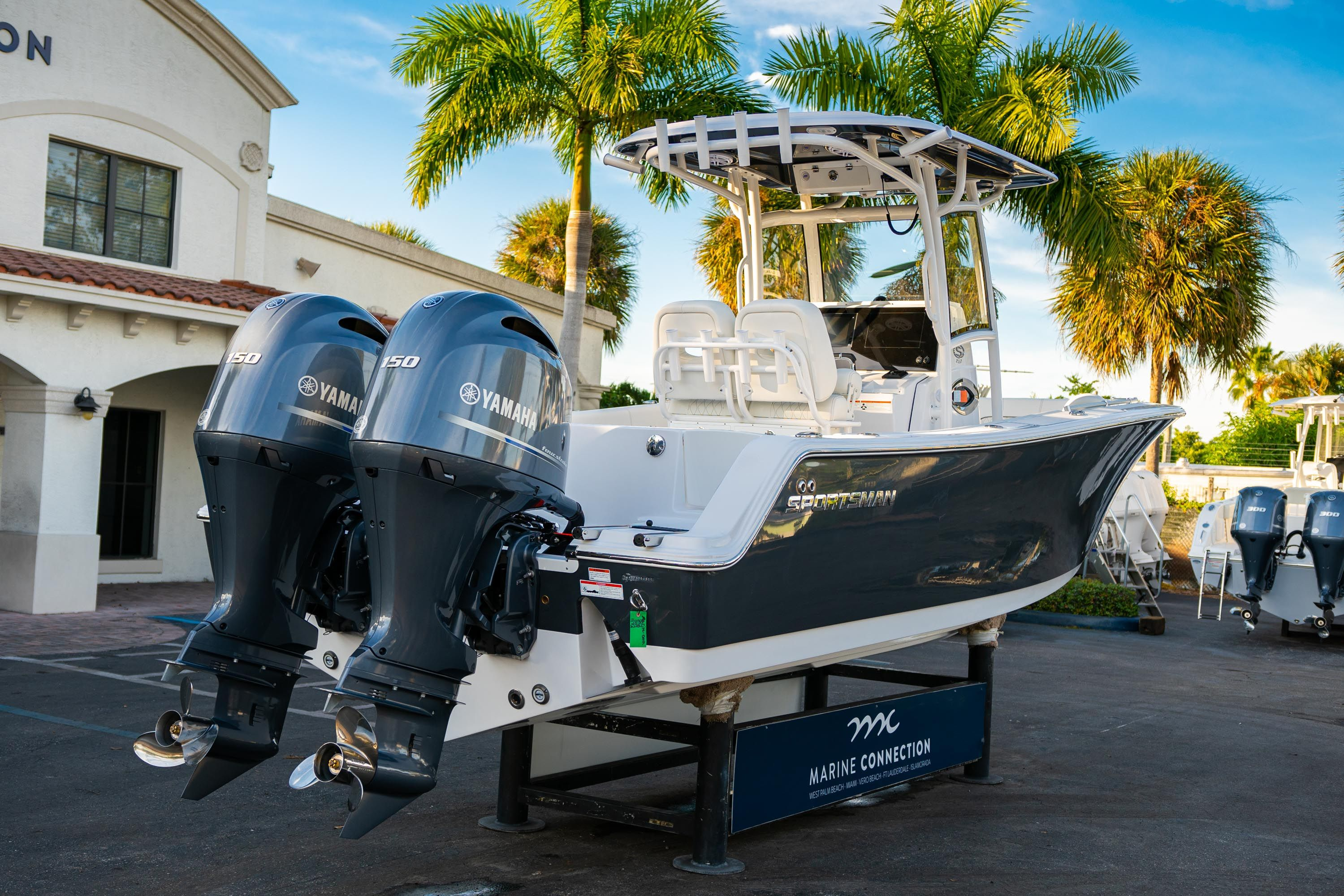 Thumbnail 7 for New 2020 Sportsman Open 252 Center Console boat for sale in West Palm Beach, FL