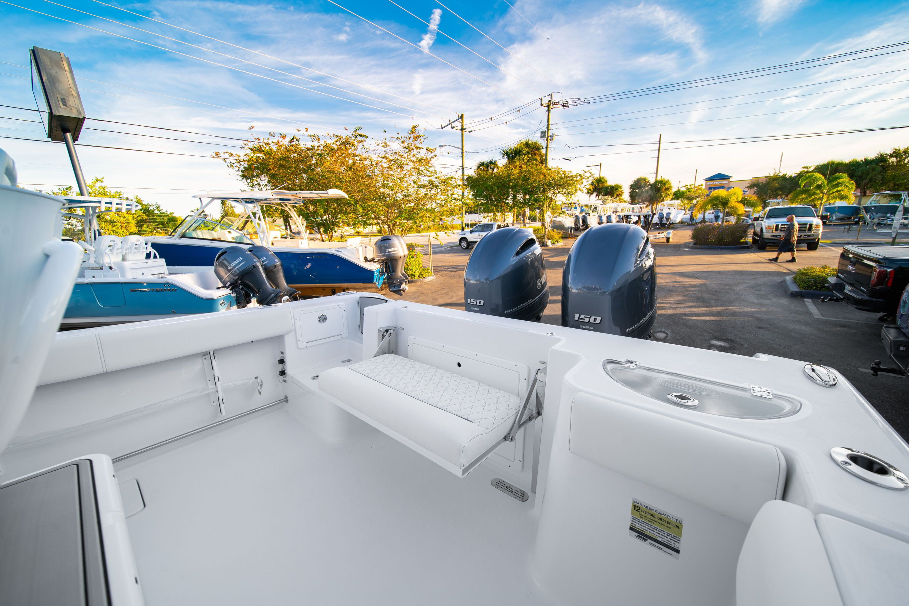 Thumbnail 16 for New 2020 Sportsman Open 252 Center Console boat for sale in West Palm Beach, FL