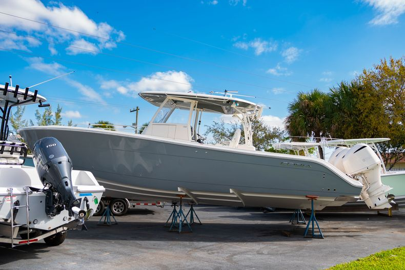 Thumbnail 2 for New 2020 Cobia 350 CC Center Console boat for sale in Islamorada, FL
