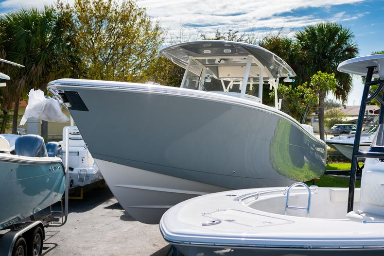 Thumbnail 1 for New 2020 Cobia 350 CC Center Console boat for sale in Islamorada, FL