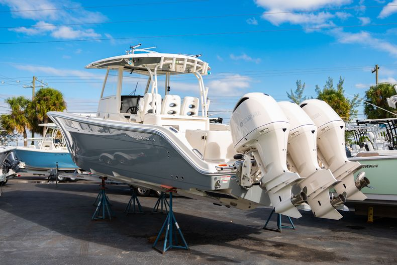 Thumbnail 3 for New 2020 Cobia 350 CC Center Console boat for sale in Islamorada, FL
