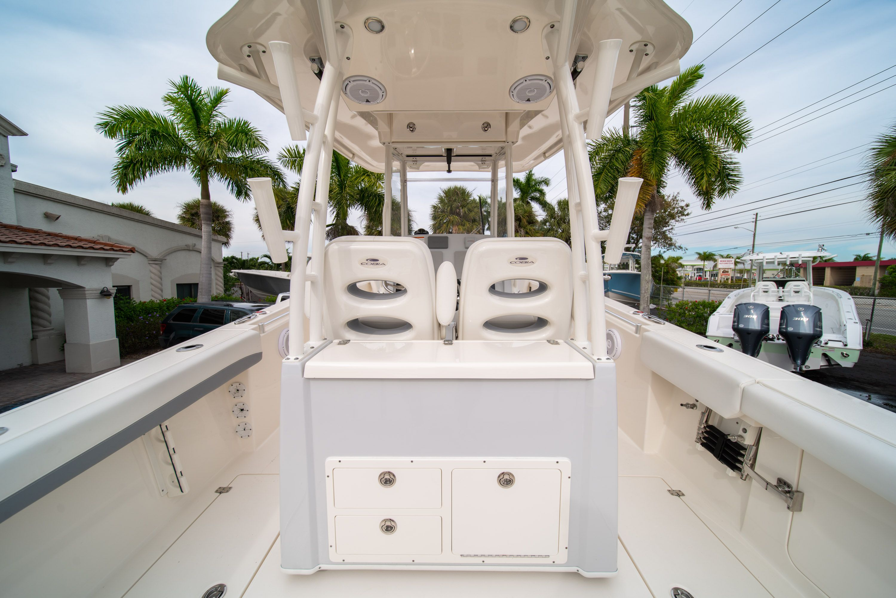 Thumbnail 22 for Used 2019 Cobia 301 CC Center Console boat for sale in West Palm Beach, FL