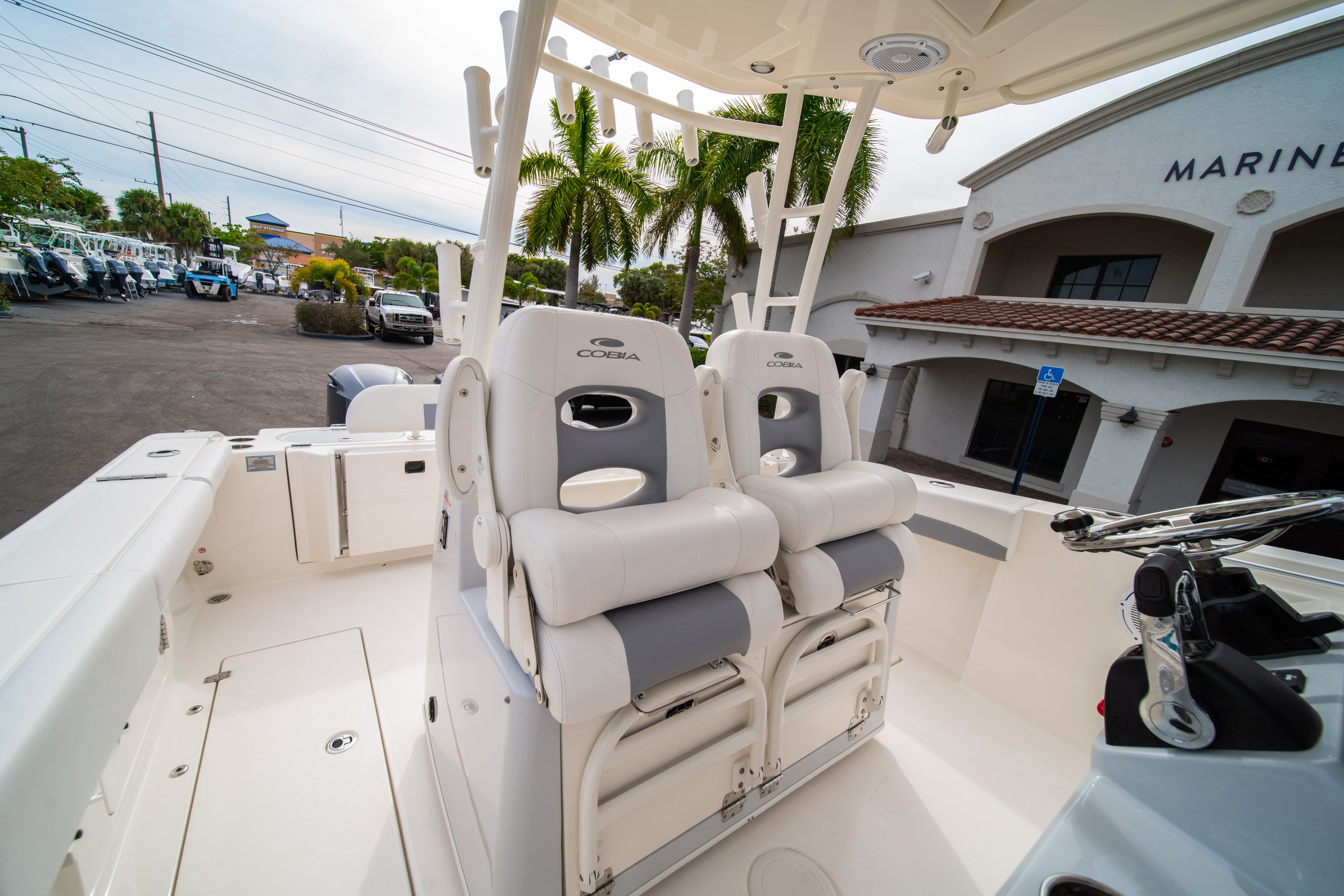 Thumbnail 36 for Used 2019 Cobia 301 CC Center Console boat for sale in West Palm Beach, FL