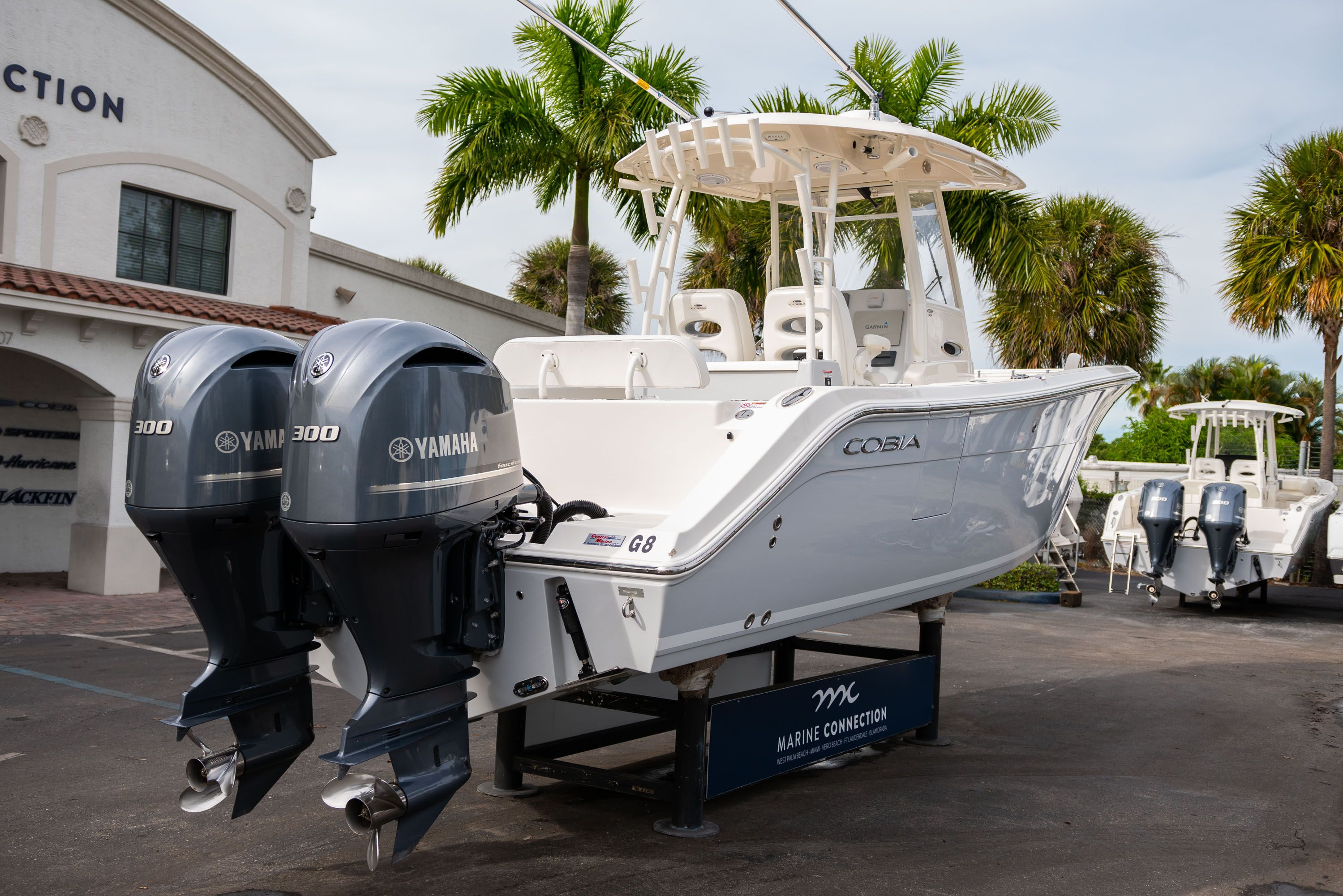 Thumbnail 7 for Used 2019 Cobia 301 CC Center Console boat for sale in West Palm Beach, FL