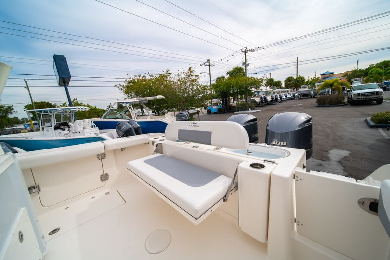 Thumbnail 15 for Used 2019 Cobia 301 CC Center Console boat for sale in West Palm Beach, FL