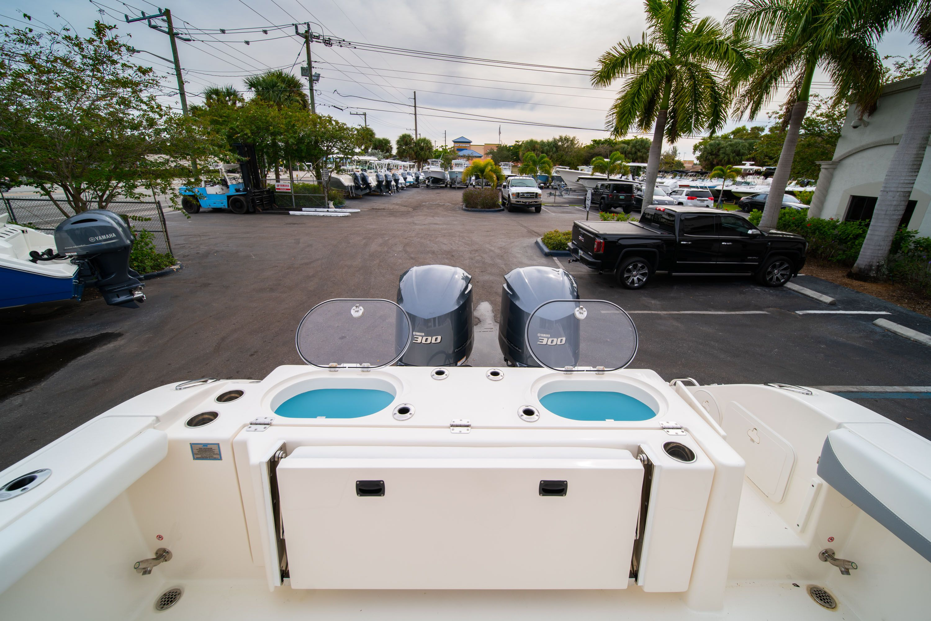 Thumbnail 12 for Used 2019 Cobia 301 CC Center Console boat for sale in West Palm Beach, FL