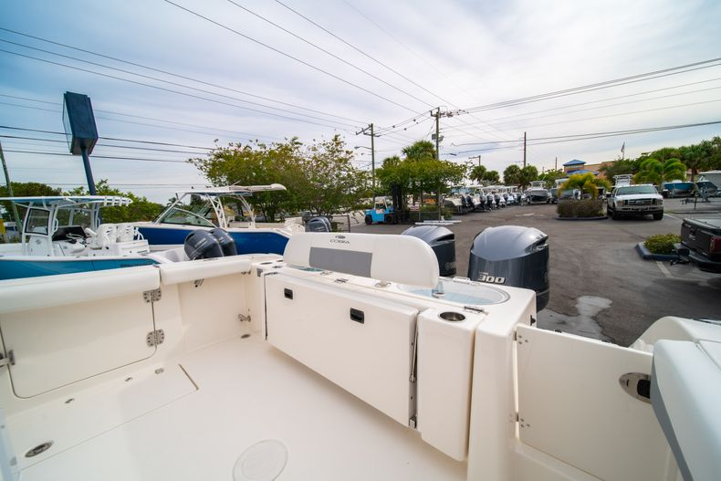 Thumbnail 14 for Used 2019 Cobia 301 CC Center Console boat for sale in West Palm Beach, FL