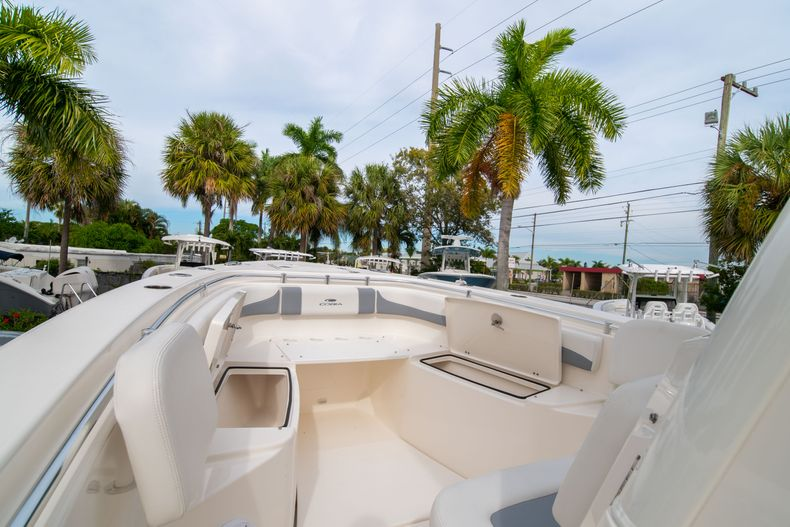 Thumbnail 49 for Used 2019 Cobia 301 CC Center Console boat for sale in West Palm Beach, FL