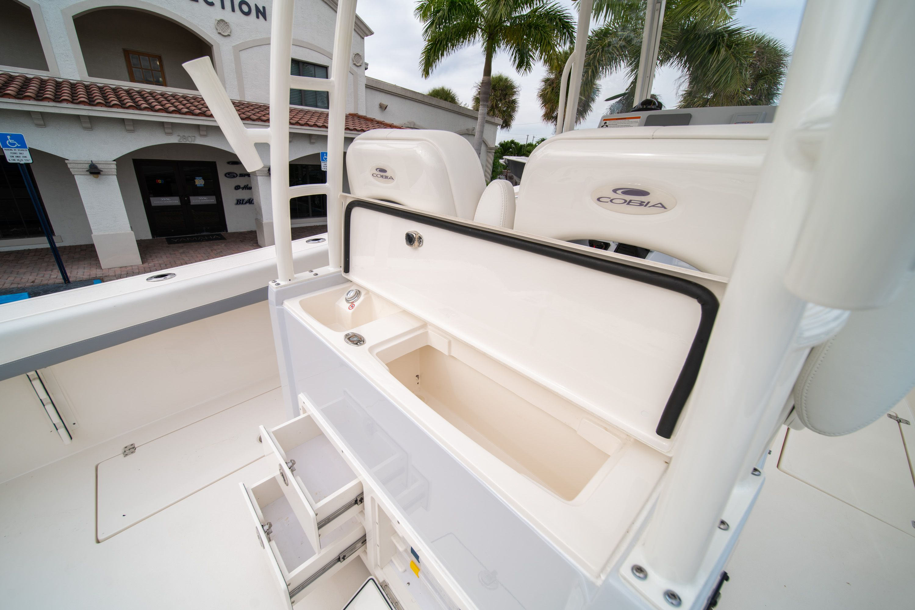 Thumbnail 24 for Used 2019 Cobia 301 CC Center Console boat for sale in West Palm Beach, FL