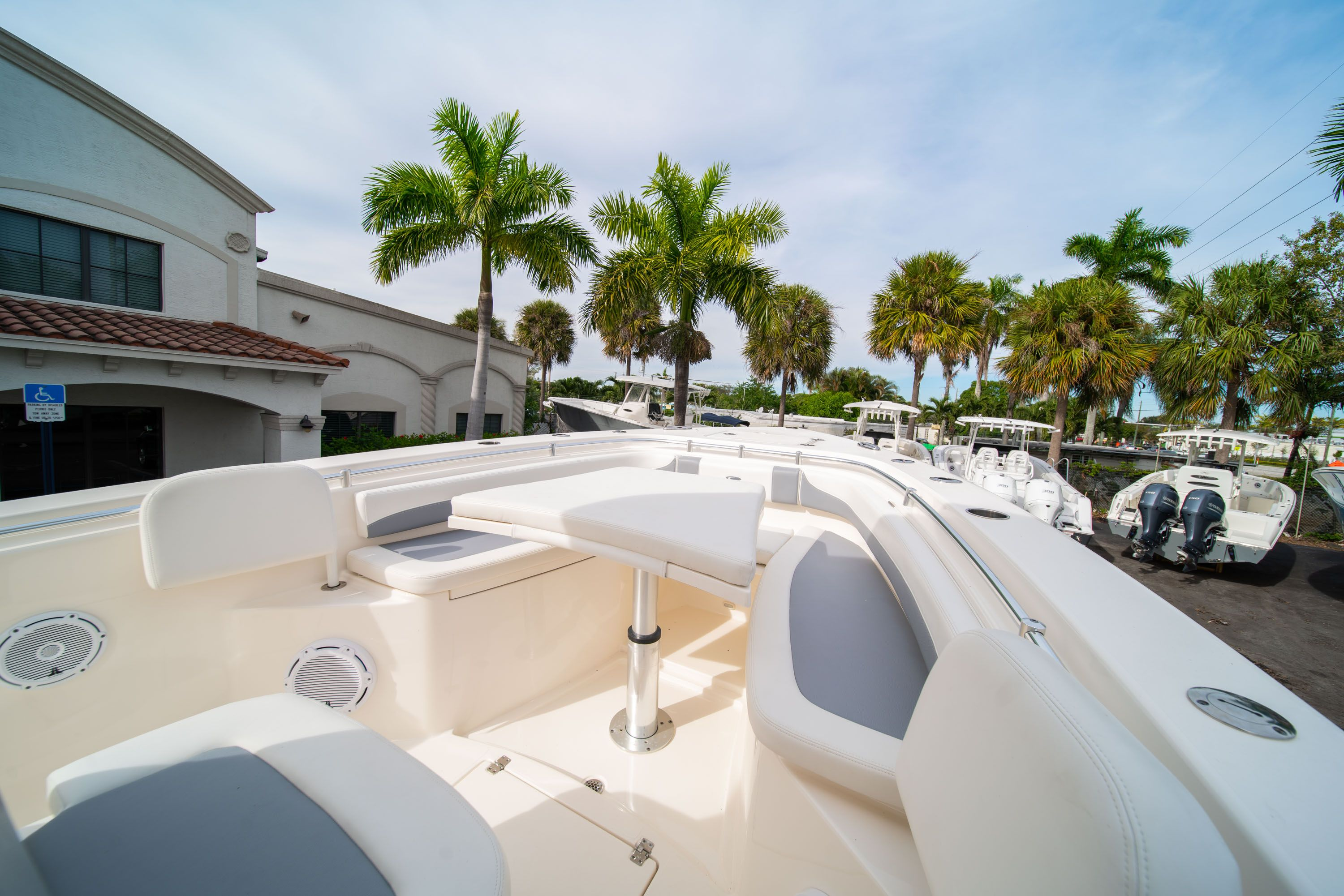 Thumbnail 46 for Used 2019 Cobia 301 CC Center Console boat for sale in West Palm Beach, FL