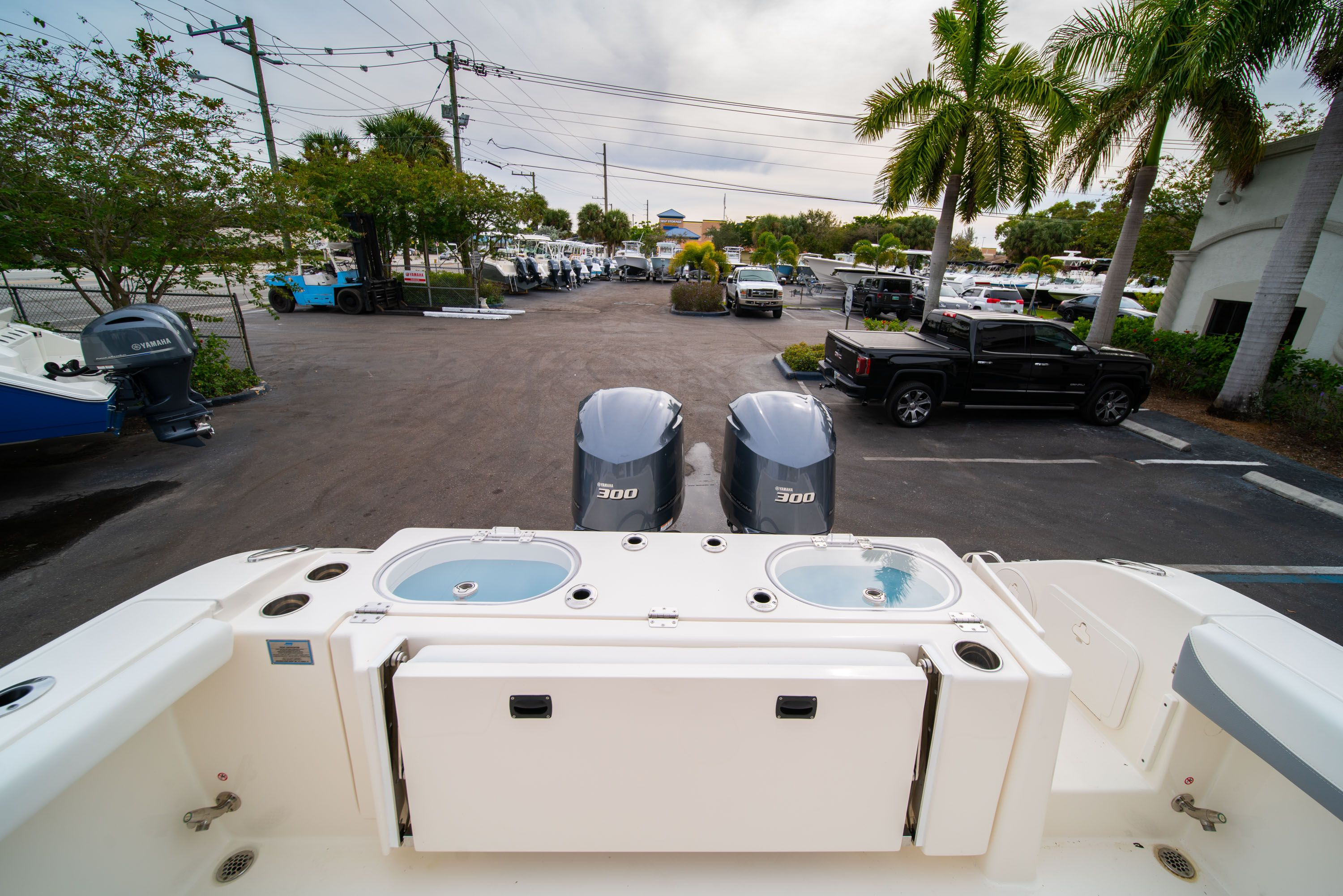 Thumbnail 11 for Used 2019 Cobia 301 CC Center Console boat for sale in West Palm Beach, FL