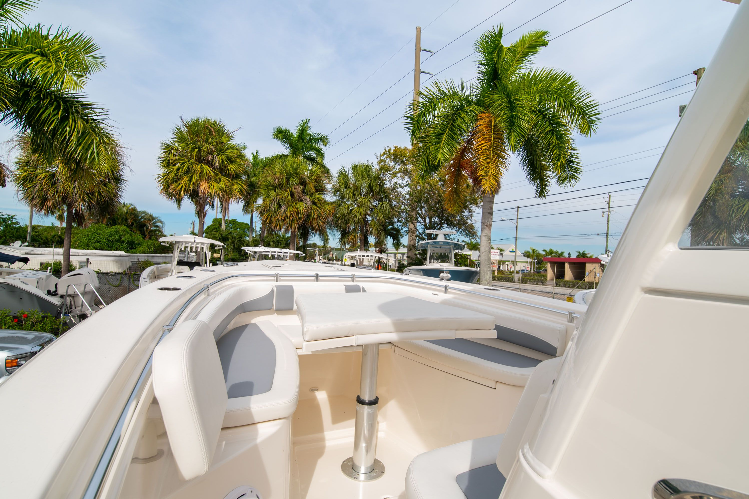 Thumbnail 48 for Used 2019 Cobia 301 CC Center Console boat for sale in West Palm Beach, FL