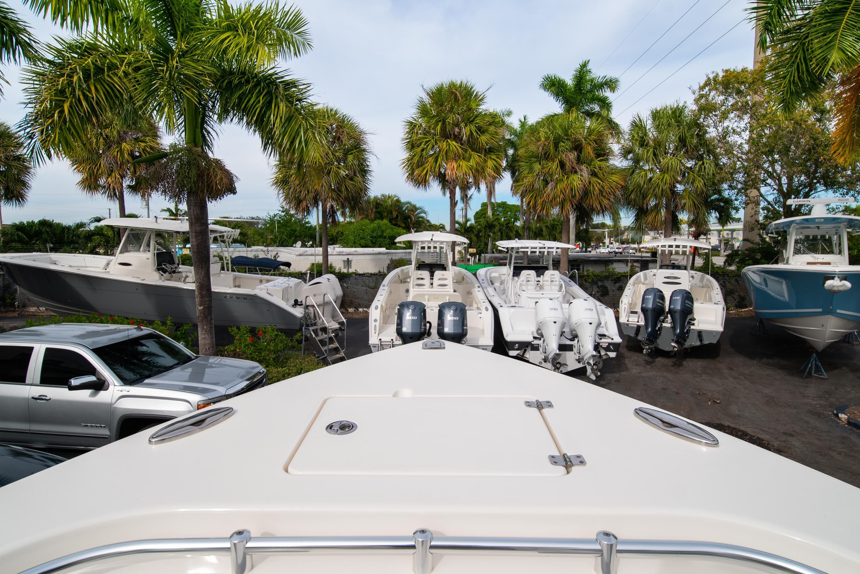 Thumbnail 50 for Used 2019 Cobia 301 CC Center Console boat for sale in West Palm Beach, FL