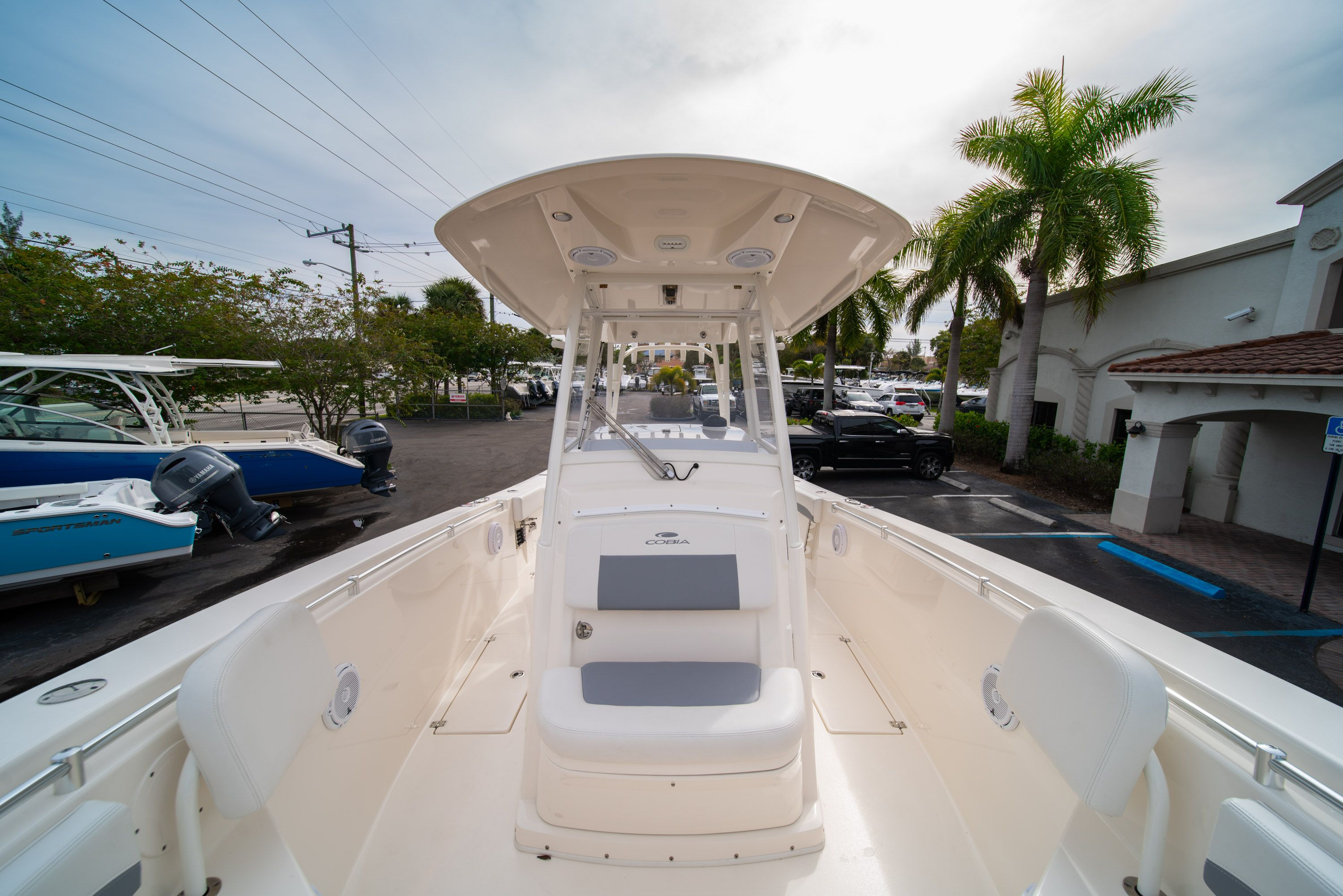Thumbnail 54 for Used 2019 Cobia 301 CC Center Console boat for sale in West Palm Beach, FL