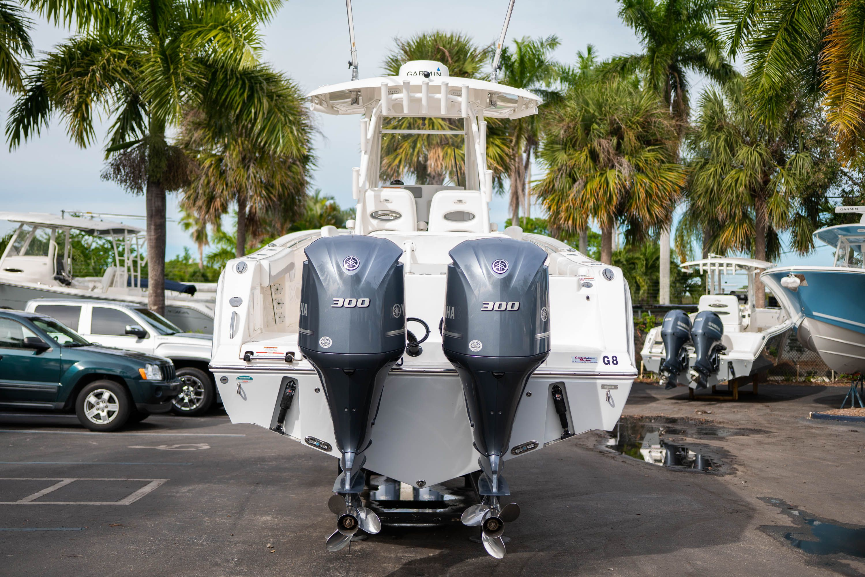 Thumbnail 6 for Used 2019 Cobia 301 CC Center Console boat for sale in West Palm Beach, FL