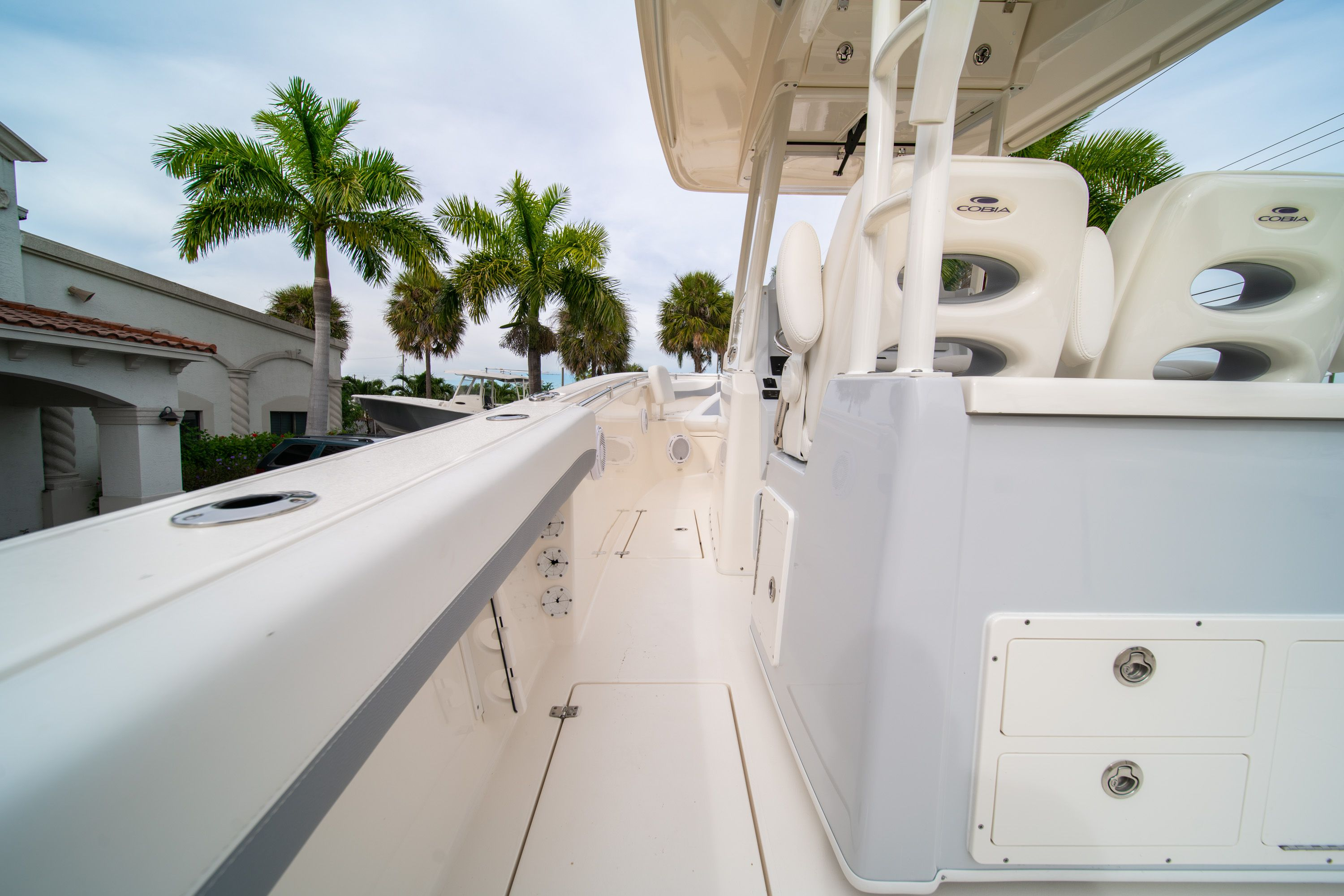 Thumbnail 21 for Used 2019 Cobia 301 CC Center Console boat for sale in West Palm Beach, FL