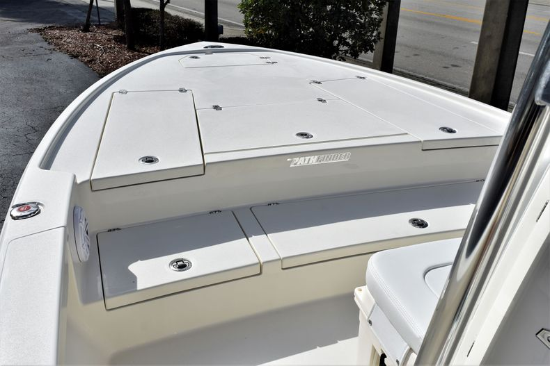 Thumbnail 13 for New 2020 Pathfinder 2500 Hybrid Bay Boat boat for sale in Vero Beach, FL