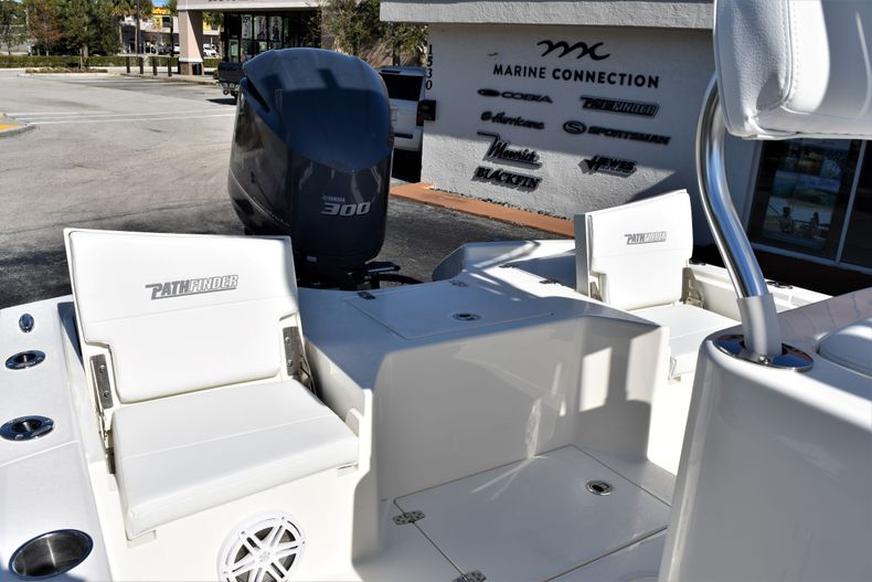 Image 25 for 2020 Pathfinder 2500 Hybrid Bay Boat in Vero Beach, FL