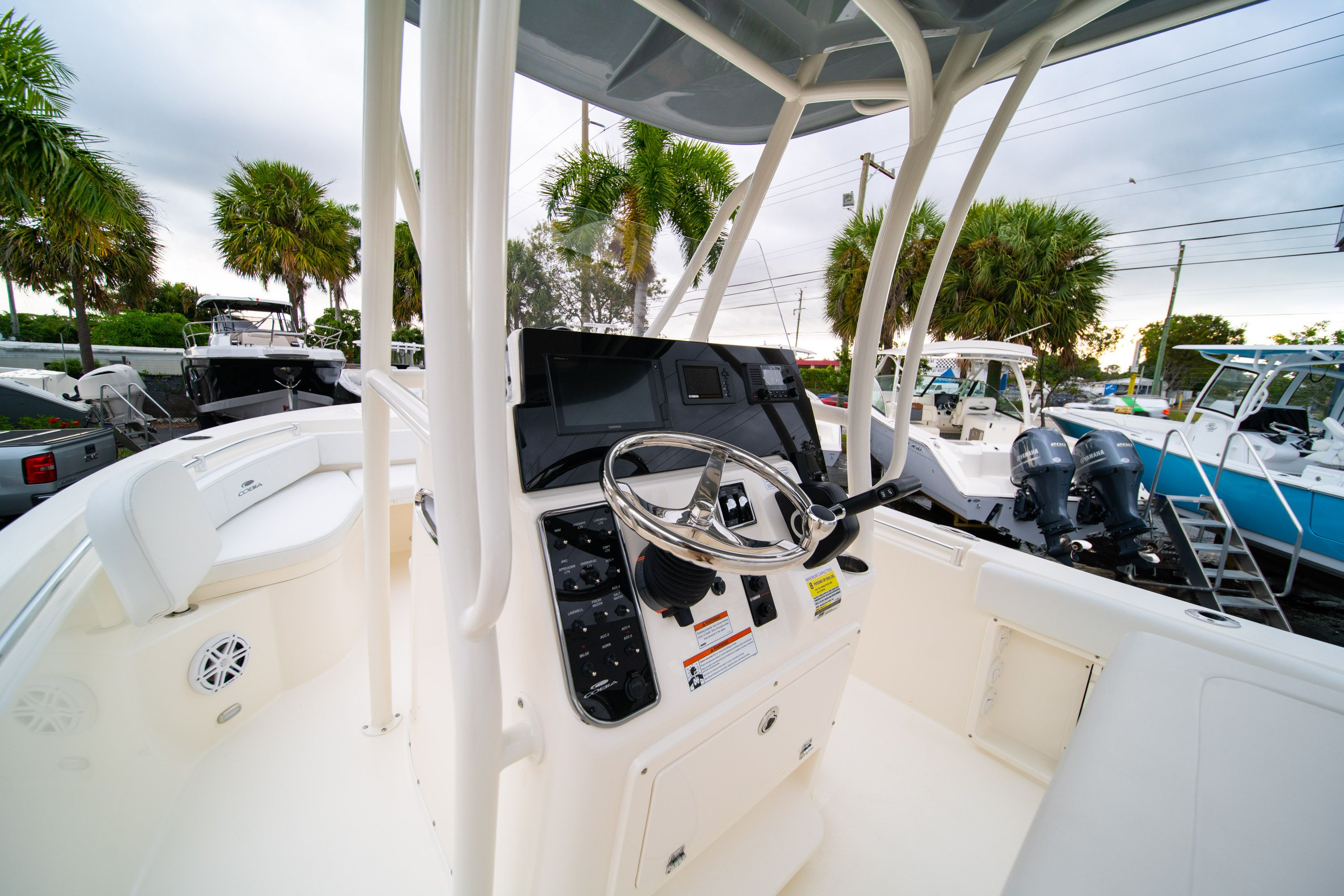Thumbnail 24 for New 2020 Cobia 201 CC Center Console boat for sale in West Palm Beach, FL