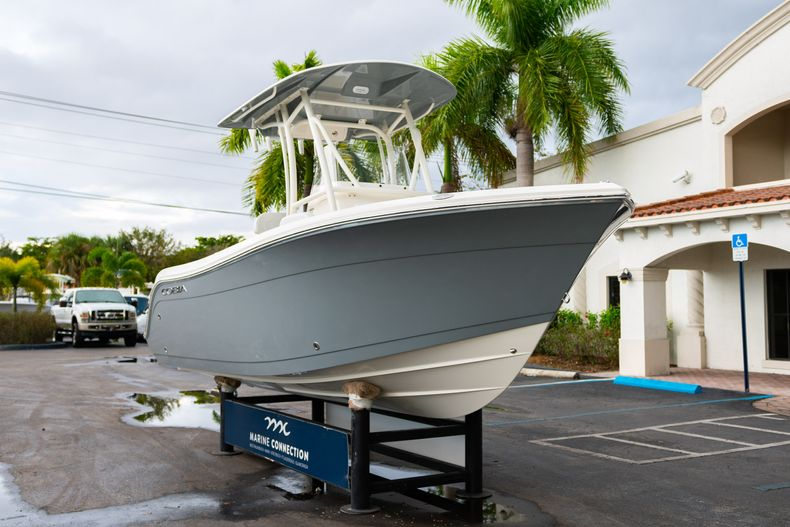Thumbnail 1 for New 2020 Cobia 201 CC Center Console boat for sale in West Palm Beach, FL