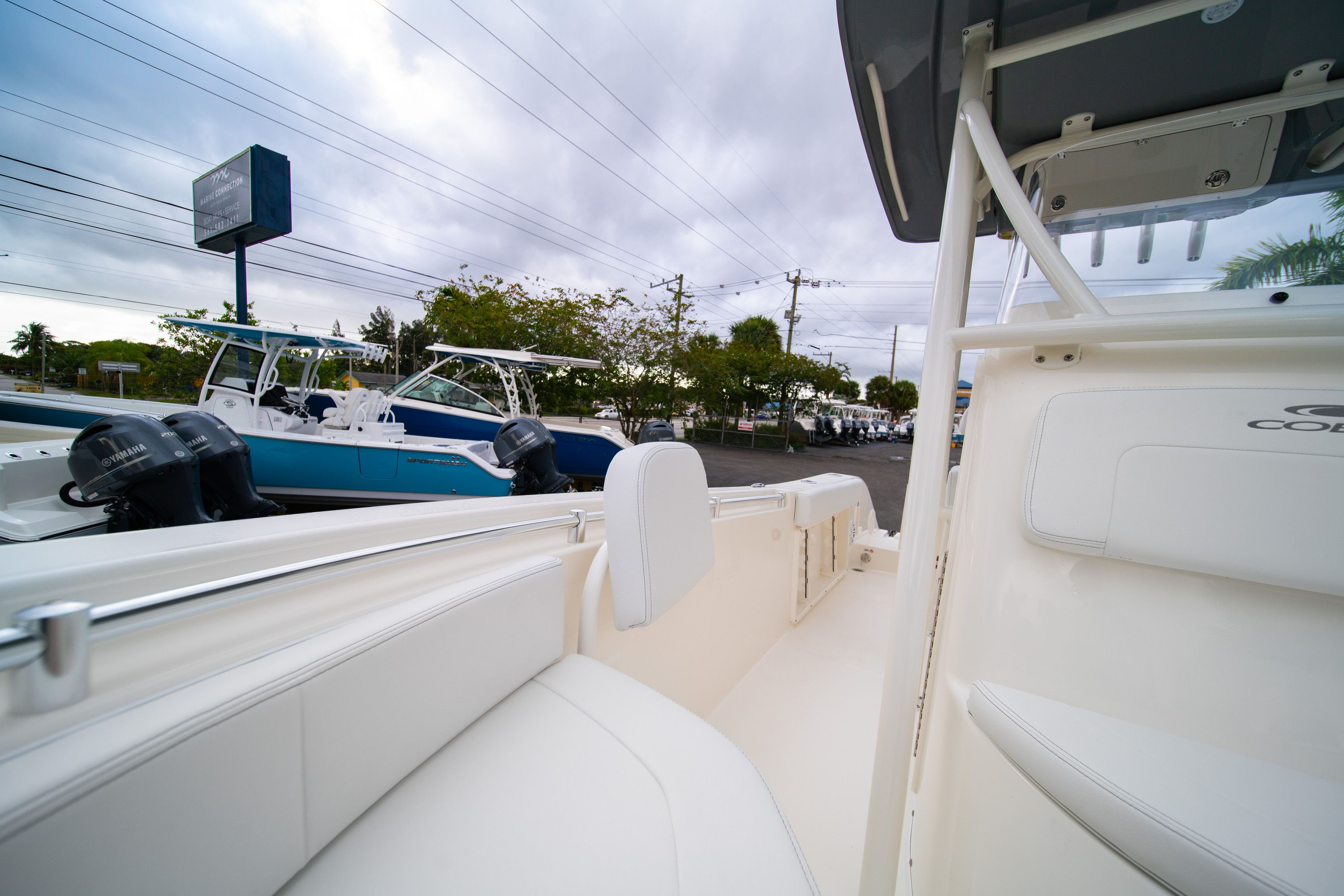 Thumbnail 35 for New 2020 Cobia 201 CC Center Console boat for sale in West Palm Beach, FL