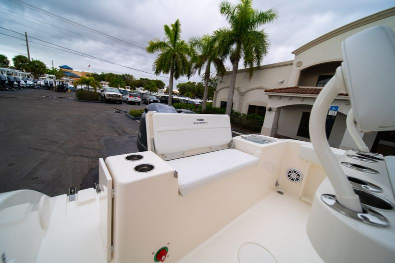 Thumbnail 10 for New 2020 Cobia 201 CC Center Console boat for sale in West Palm Beach, FL