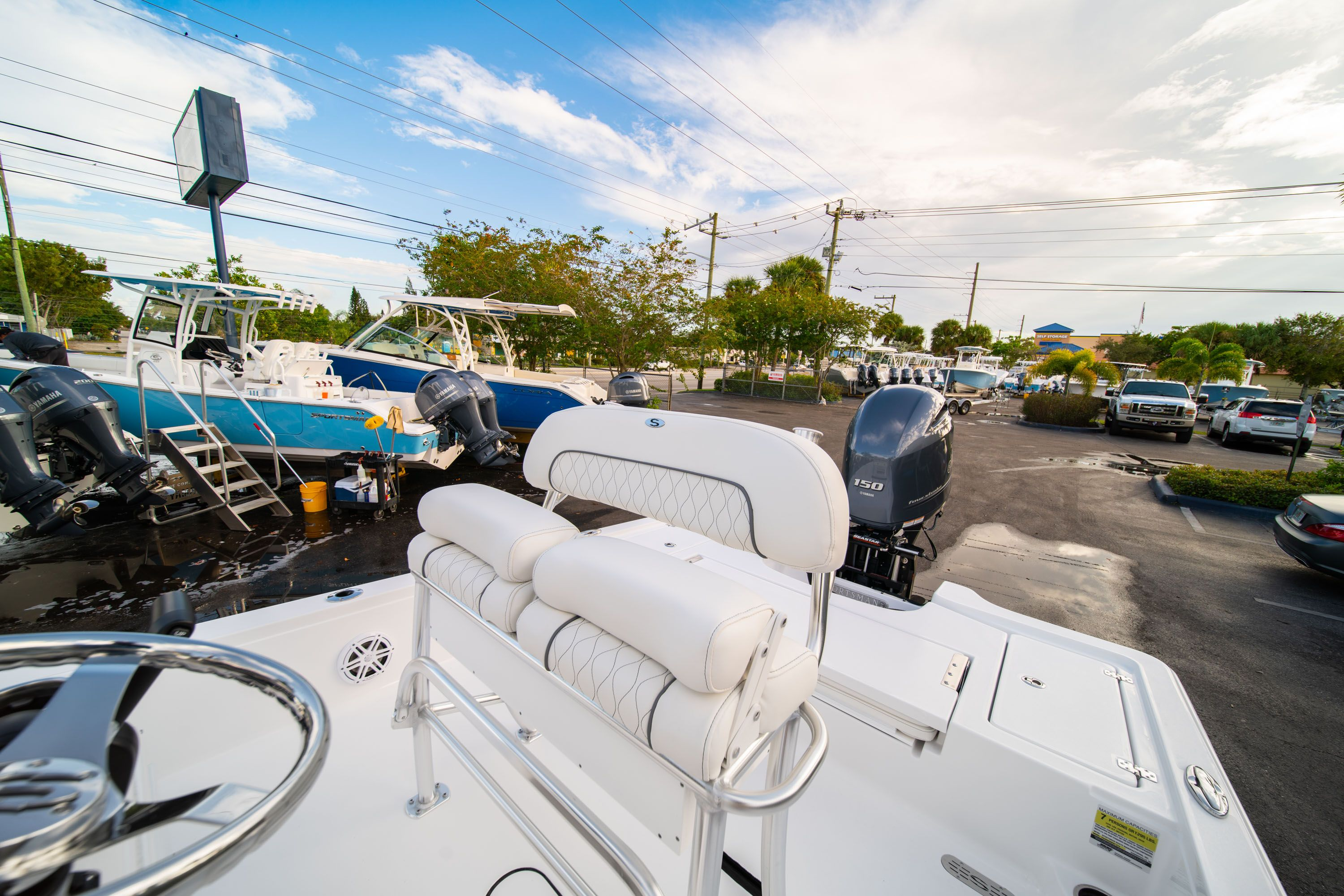 Thumbnail 24 for New 2020 Sportsman Tournament 214 Bay Boat boat for sale in West Palm Beach, FL